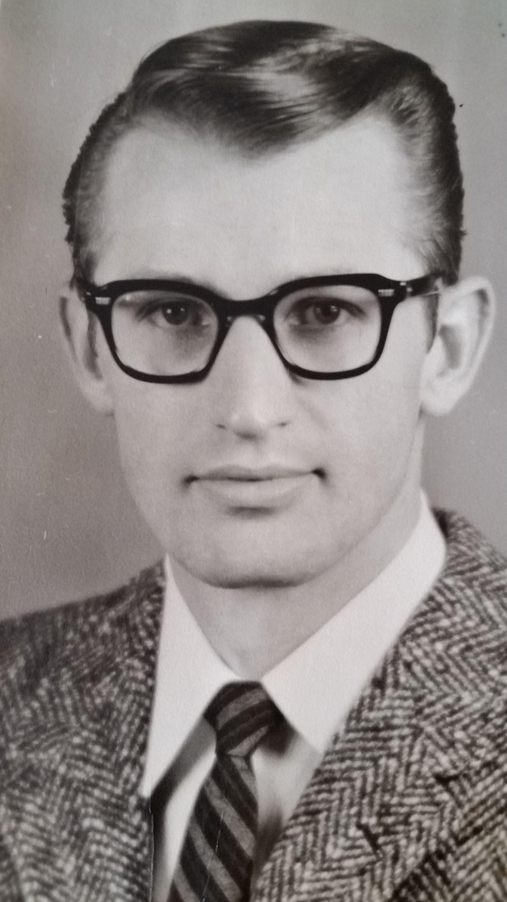 Dr. Donald Reed Jensen