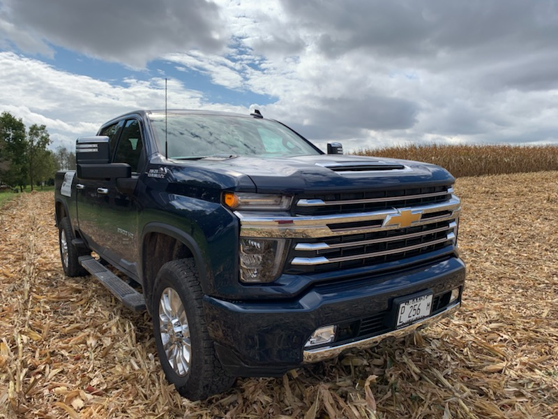 in the field with the 2020 baum chevy silverado hd pics dewitt daily news